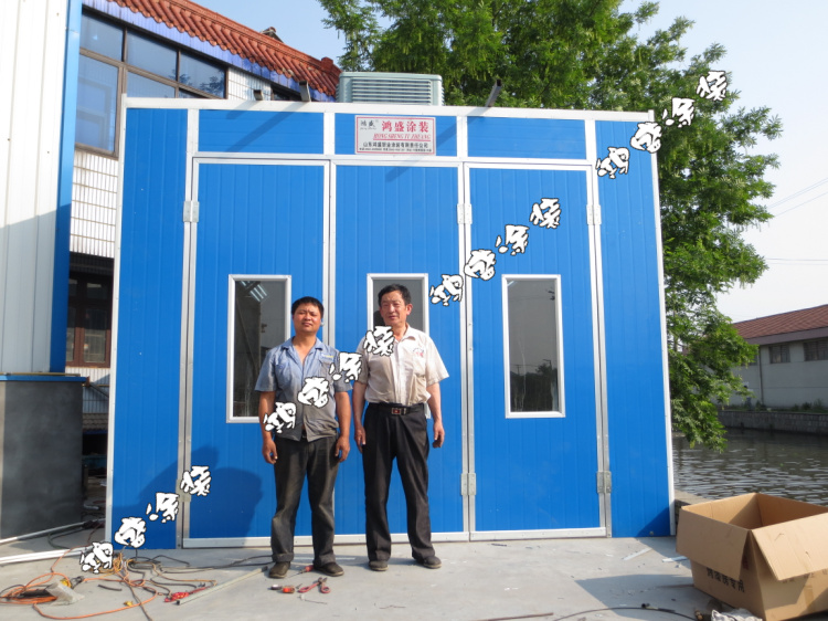 上风机烤房 节能烤漆房 汽车烤漆房 家具烤漆房