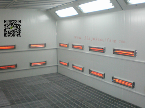 烤漆房配件 控制箱 风机 过滤棉 红外线电加热管