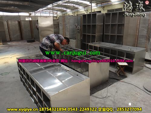 储碗柜 厨房碗柜 不锈钢碗柜 食堂储物柜
