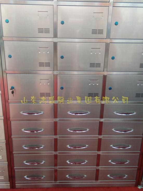 刻字储碗柜、蚀字餐具柜、带数字不锈钢更衣柜、编号钢制柜