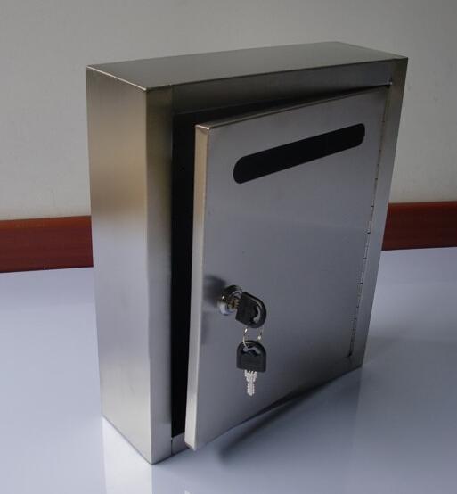 铁皮信报箱、意见箱、投诉箱、举报箱、不锈钢信报箱产品